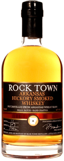 Rock Town Whiskey Hickory Smoked 750ml